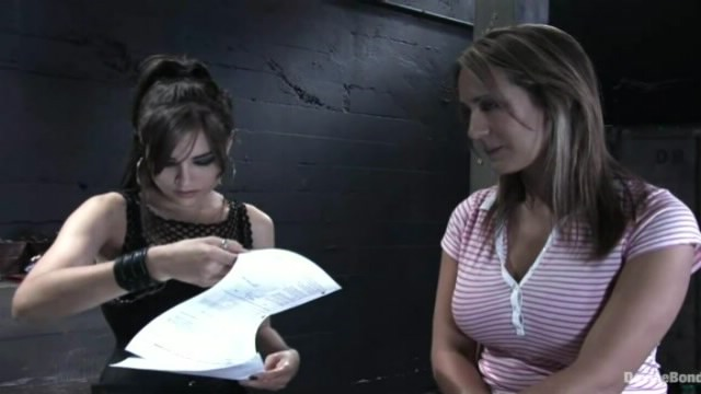 Sasha Grey and Trina Michaels
